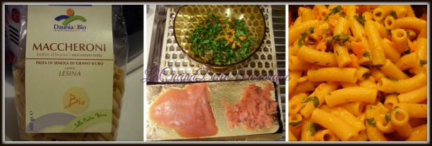 carbonara salmone ingredienti