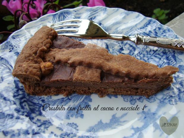 Crostata Frolla Cacao&Nocciole